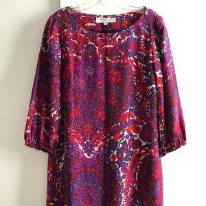 Trina Turk Silk Tunic/Dress